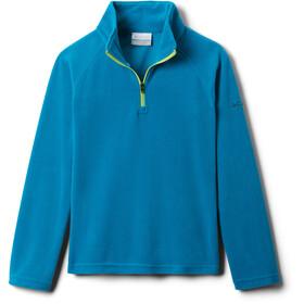Columbia Glacial Fleece Trui met 1/2 rits Meisjes, blauw